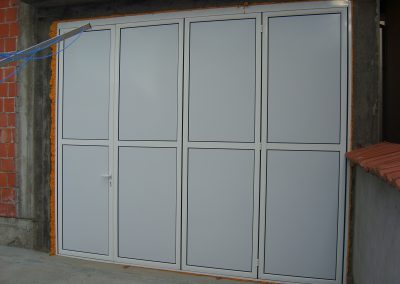 aluminijumska harmonika vrata