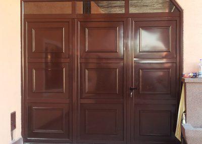 aluminijumska trokrilna vrata