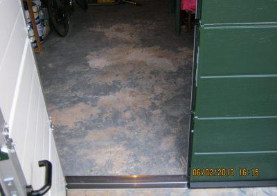 pesacka vrata sa malim pragom