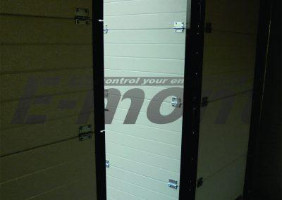 pesacka vrata -standardni prag