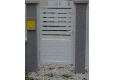 Aluminijumska kapija HT-03