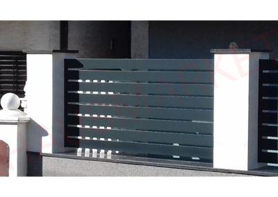 Aluminijumska ograda H10-02 (Dusanovac)