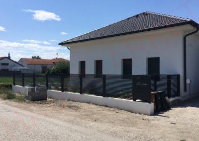 Aluminijumska ograda H4-01(Wien)