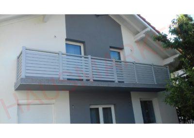 Aluminijumska ograda H8-03
