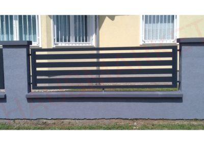 Aluminijumska ograda HR-01 (Kladovo)