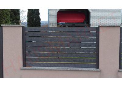 Aluminijumska ograda HT-01
