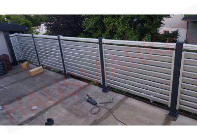 Aluminijumska ograda K8-01 (Wien)