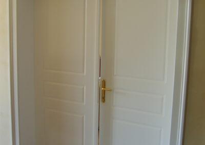 dvokrilna sobna vrata od medijapana