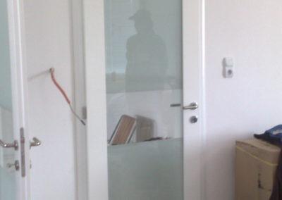 staklena sobna vrata 023